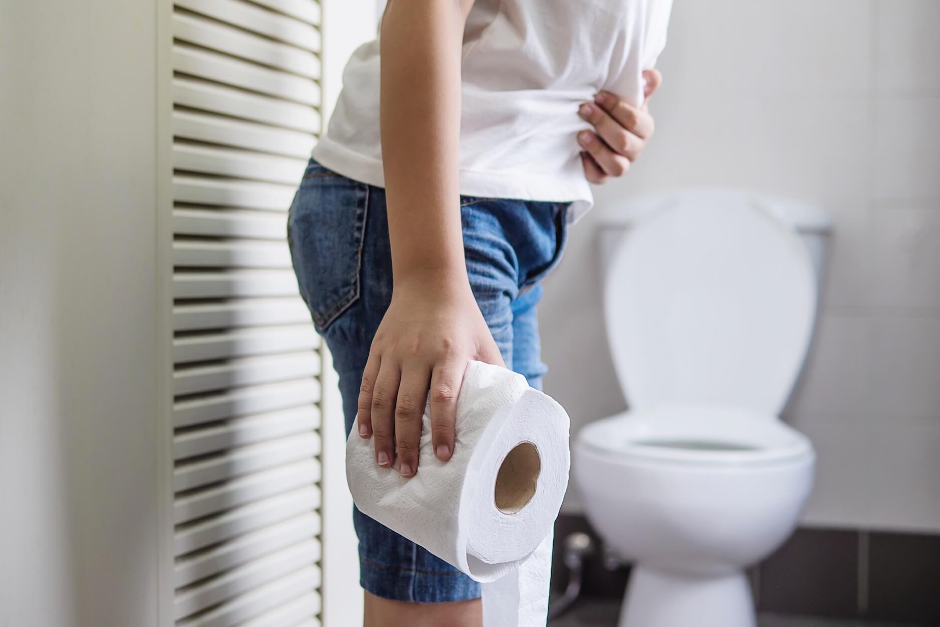 fisura incontinencia