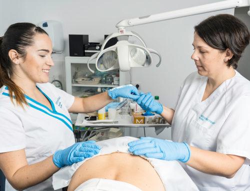 Postoperatorio y cuidados tras una intervención de fístula sacra o quiste pilonidal