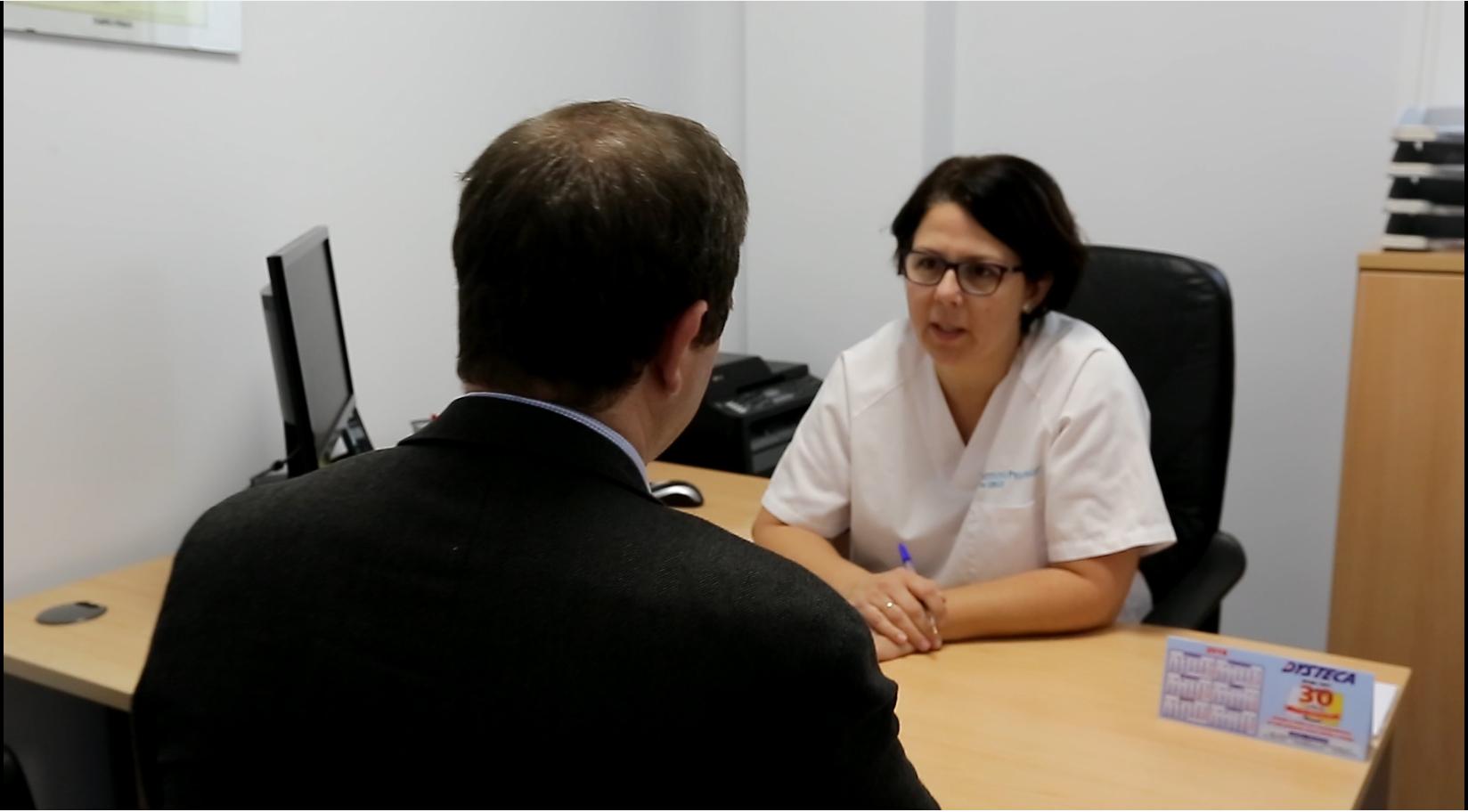visita al proctologo