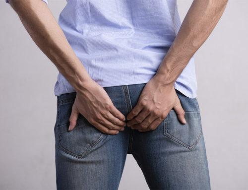 ¿Cómo curar una fisura anal?